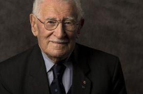 """101 éves korában meghalt Eddie Jaku holokauszttúlélõ, """"a világ legboldogabb embere"""""""