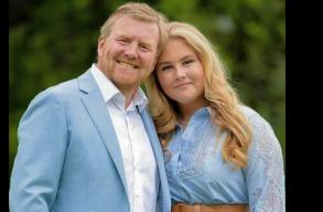 A holland trónörökös úgy is megtarthatja címét, ha melegházasságban él