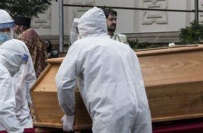 Egy giurgiui család 3 tagja vesztette életét a covid miatt egyetlen nap leforgása alatt