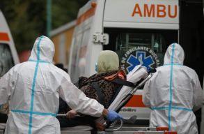 Koronavírus szombaton: 352 halottat jelentettek, közöttük van egy hat éves kislány is
