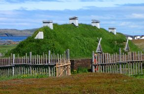 Kiderült, hogy a vikingek 471 évvel Kolumbusz elõtt fedezték fel Amerikát