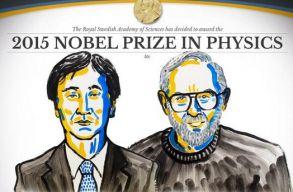 Neutr�n�kutat�s�rt j�r az idei fizikai Nobel-d�j