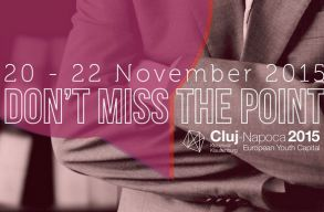 Non-form�lis oktat�son alapul� konferenci�t szervez novemberben az ifif�v�ros