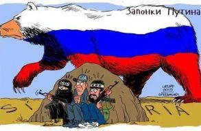 Mi�rt t�mogatja Putyin az Aszad-rezsimet?
