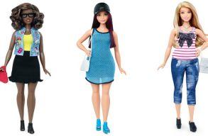 Hatalmas �j�t�s a Barbie-t�l: itt vannak a teltkarcs�, magas �s alacsony bab�k