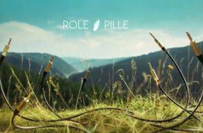 Megjelent a Pille, a Role b�cs�albuma