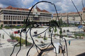 B�r�s�g: le kell venni a sz�kely z�szl�t a cs�kszeredai Szabads�g t�ren