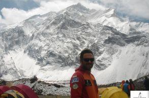 Fel�rt az Annapurn�ra Klein D�vid