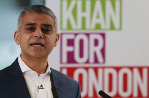 Muszlim polg�rmestere lehet m�t�l Londonnak