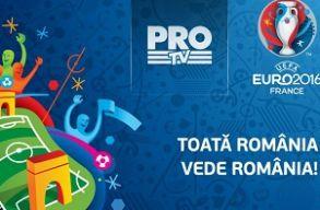 A PRO TV is k�zvet�ti a foci Eb-t