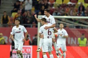Tizenegyesekkel a Kolozsv�ri CFR nyerte a Rom�n Kup�t