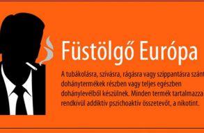 14 �vet vesz el az �let�nkb�l a doh�nyz�s, m�t�l szigor�tanak az eg�sz EU-ban