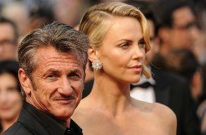 Hatalmas buk�s Sean Penn lib�riai h�bor�s filmje