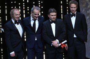 Megosztott legjobb rendez� d�jat kapott Cristian Mungiu Cannes-ban