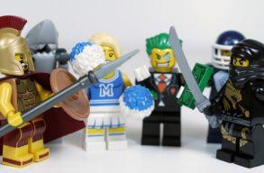 Egyre t�bb az er�szak a Lego term�kkatal�gusokban