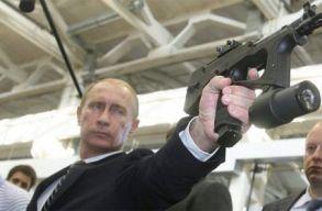 Putyin: Rom�nia Oroszorsz�g c�lkeresztj�be ker�lhet