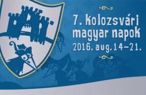 13 program, amit ne hagyj ki a Kolozsv�ri Magyar Napokon