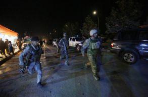 12 hal�los �ldozata van a kabuli Amerikai Egyetem ellen elk�vetett terrort�mad�snak