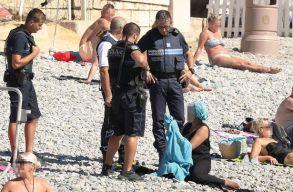 Francia b�r�s�g: jogtalan a burkini betilt�sa