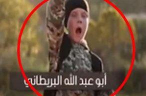 Egy �ll�t�lagos brit gyerekkel v�geztet ki foglyokat az Iszl�m �llam egy �j vide�n