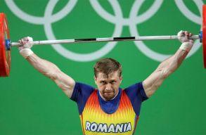 Doppingolt az olimpiai bronz�rmes rom�n sportol�
