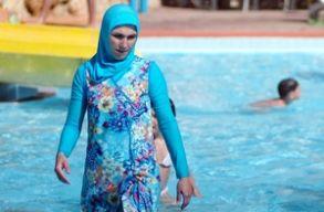 Felf�ggesztett�k a burkinitilalmat Cannes-ban