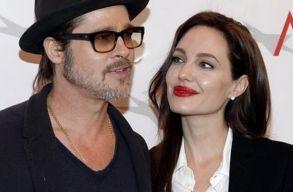 V�lik Angelina Jolie �s Brad Pitt