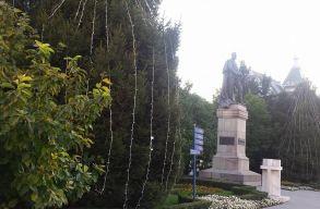 Craiov�n m�ris felszerelt�k a kar�csonyi d�szkivil�g�t�st