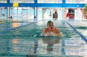 A Sportolimpia Michael Phelpssz�vel besz�lgett�nk, akinek nem meglep� m�don �ppen � a p�ldak�pe