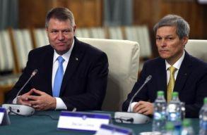 Johannis gyakorlatilag arra biztatja Ciolost, hogy vegye �t a PNL vezet�s�t