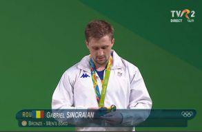 Doppingolt a kolozsv�ri s�lyemel�, elvesztette az olimpiai bronz�rmet