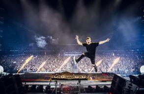 Martin Garrix �lre t�rt a DJ-toplist�n