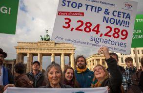 Mi a baj a CETA-val?