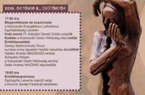 Elõször lesz zsidó kulturális fesztivál Kolozsváron