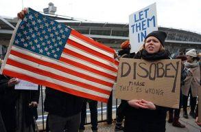 Diákok, munkavállalók, kettõs állampolgárok, tudósok, mûvészek szívnak Trump rendelete miatt