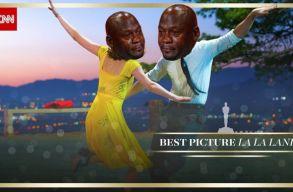 Jönnek és jönnek a mémek a téves Oscar-bejelentésrõl