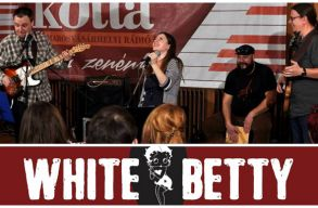 Ha már blues, legyen White Betty