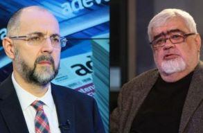 Kelemen Hunor és Andrei Pleșu összekülönböztek a centenáriumi nem-ünneplés miatt