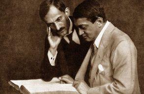 Ady100: Varga László Edgár az egyik utolsó Ady-verset hozza